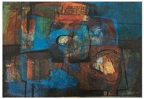 'Blue Still Life'
